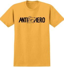 Anti Hero Face Punch Gold Tee