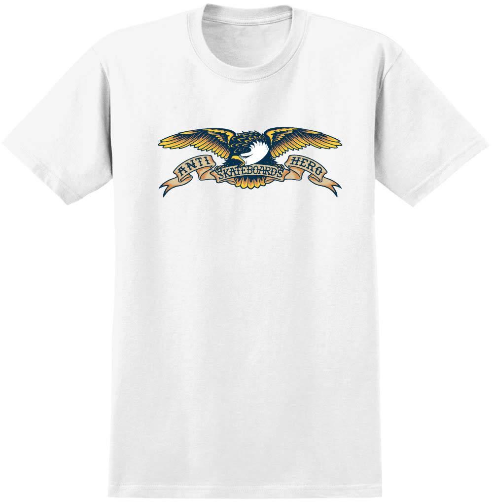 Anti Hero Eagle Youth White Tee