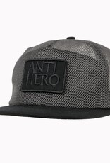 Anti Hero Reserve Patch Mesh Charcoal Snapback