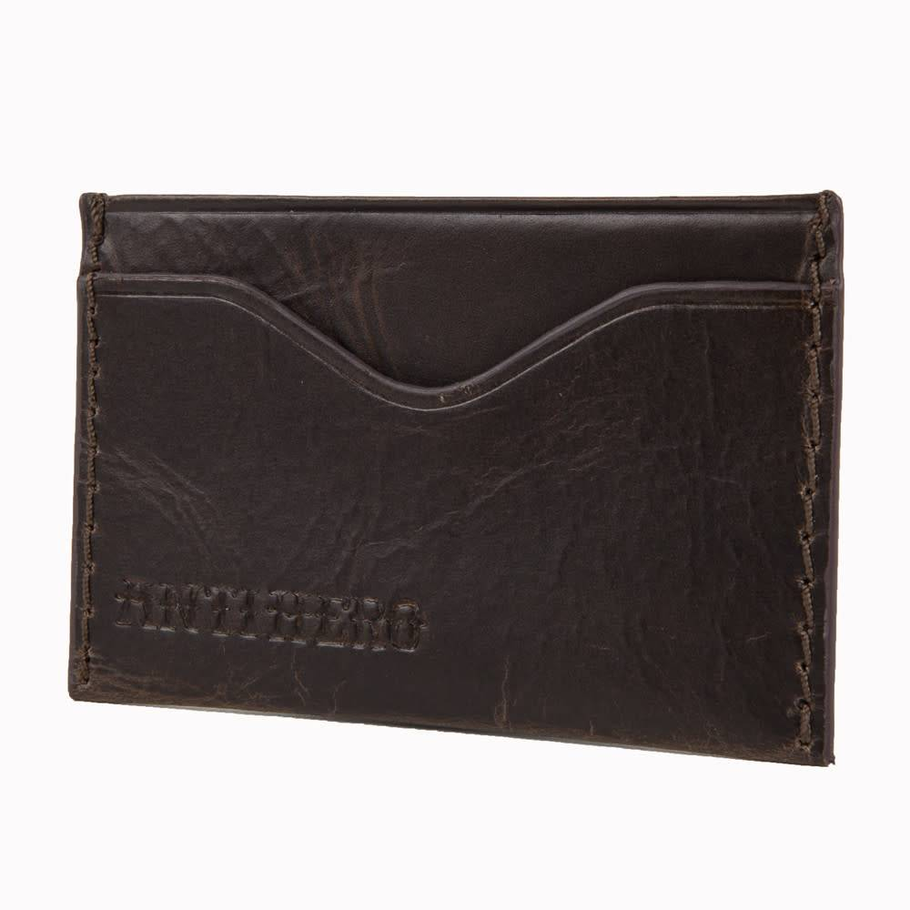 Anti Hero Eagle Card Holder Brown Wallet