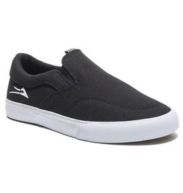 Lakai Owen Kids Black/White Canvas