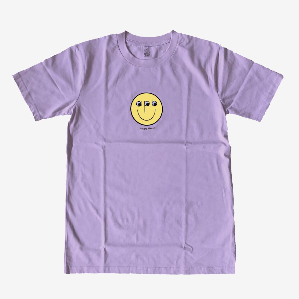 APB Skateshop APB Happy World Lavender