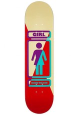 """Girl Skateboard Company 93 Til Wilson 7.875"""""""