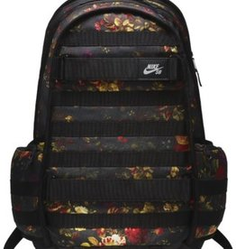 Nike USA, Inc. Nike SB RPM Backpack Floral Blk/Red/Gold