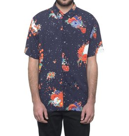HUF Memorial S/S Woven Shirt Black