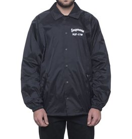 HUF Sayanora Coaches Jacket Black