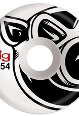 Pig Wheels Pig Head C-Line 54mm