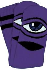 Toy Machine Sect Eye Sock Purple