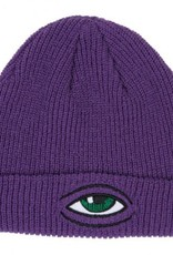 Toy Machine Sect Eye Dock Beanie Purple