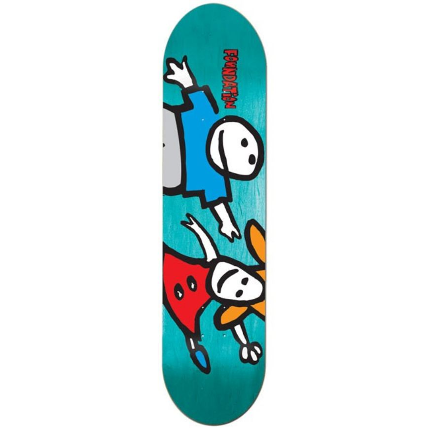 Foundation Skateboards Whippersnapper Mini 7.38""