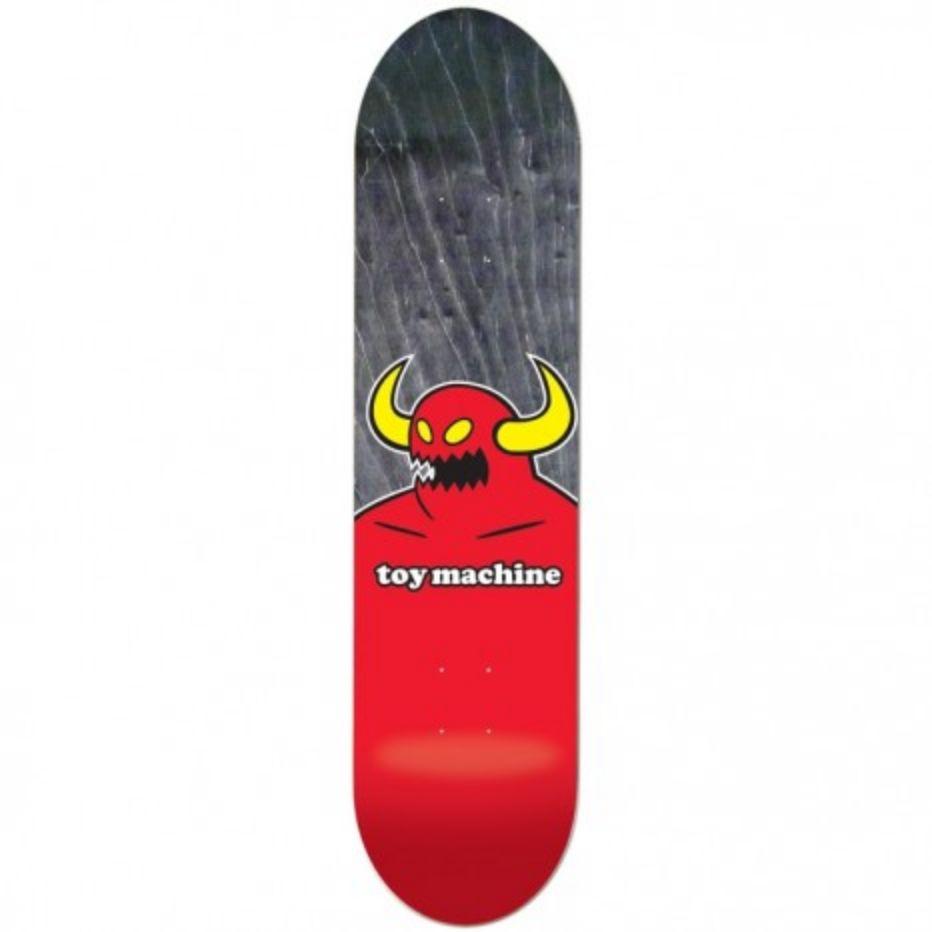 "Toy Machine Monster Black 7.75"""