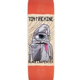 """Toy Machine Carpenter Broken 8.38"""""""