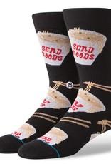 Stance Socks Noods Black Medium