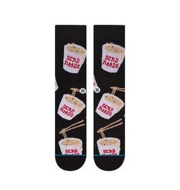 Stance Socks Noods Black Large