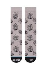 Stance Socks Bless Up Grey Large