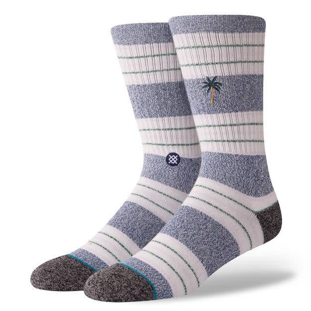 Stance Socks Shade Navy Large