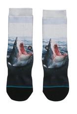 Stance Socks Sea Wolf Blue Boys Medium