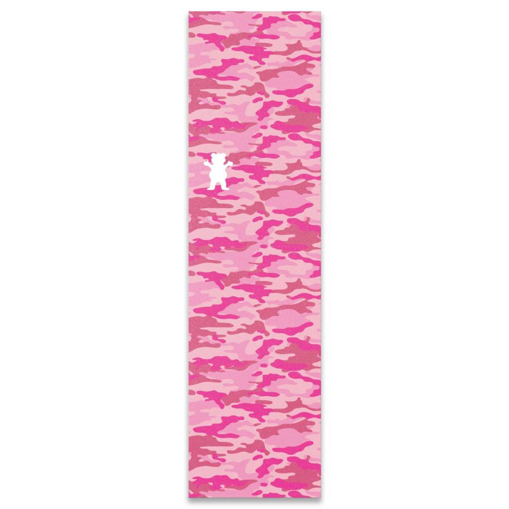 Grizzly Griptape Leticia Bufoni Camo Pink Griptape