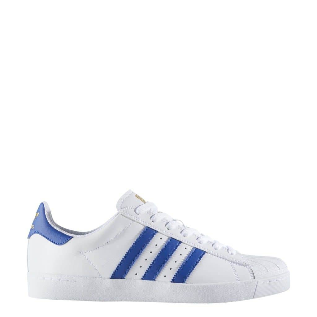 Adidas Superstar Vulc ADV White/Royal