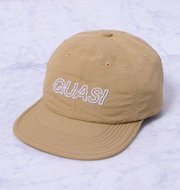 Quasi Skateboards Base 6 Panel Beige