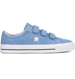 Converse USA Inc. One Star Pro 3V OX Light Blue/Navy/White