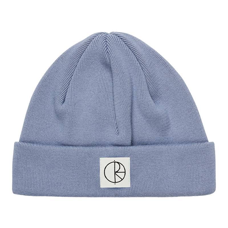 Polar Skate Co. Cotton Beanie Sky Blue