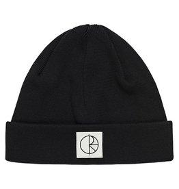 Polar Skate Co. Cotton Beanie Black