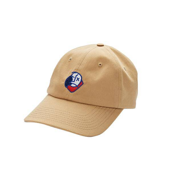 Polar Skate Co. Big Boy Cap Khaki