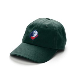 Polar Skate Co. Big Boy Cap Dark Green