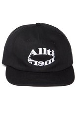 ALLTIMERS Bendy Hat Black