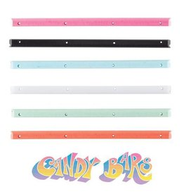 Welcome Skateboards Candy Bar Rails Pink