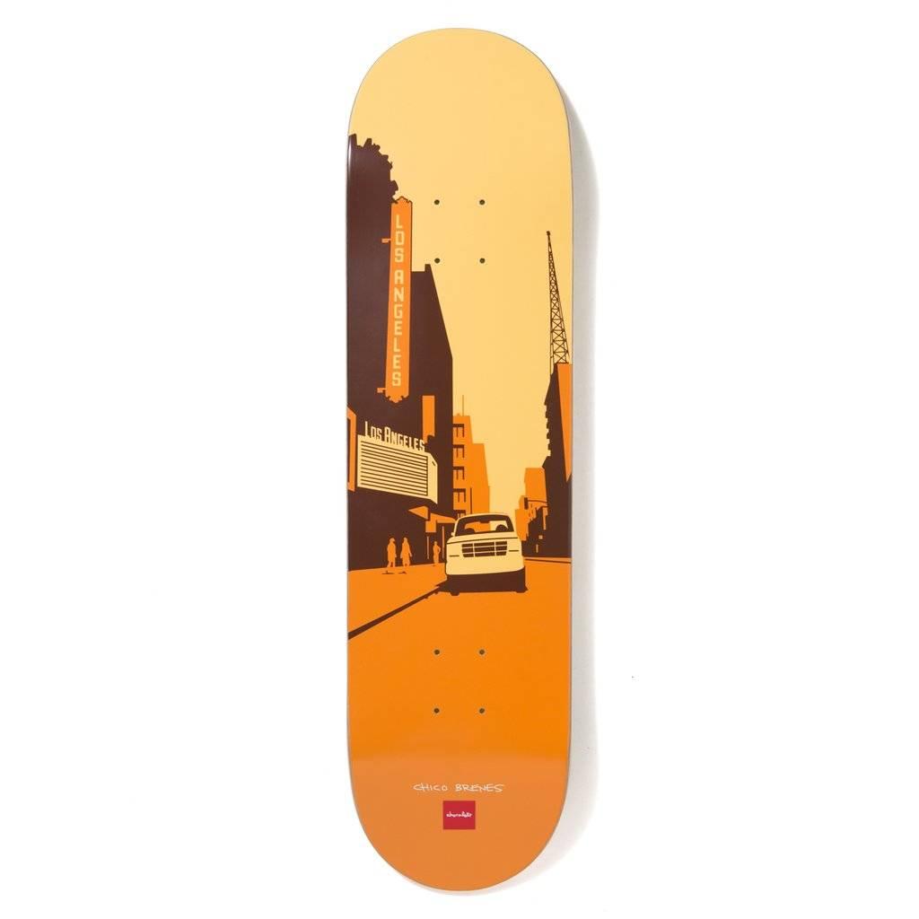 "Chocolate Skateboards Brenes City Series 8.25"""