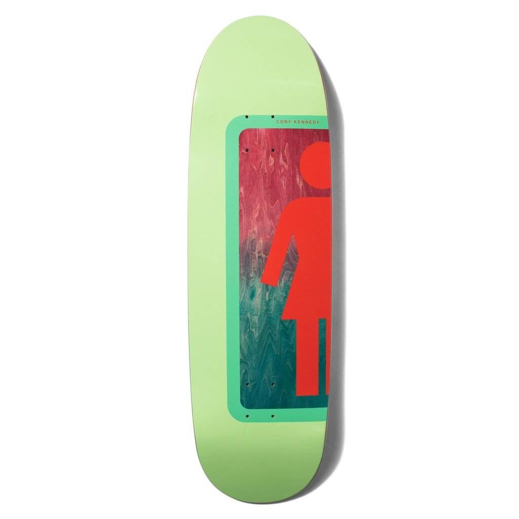 """Girl Skateboard Company Kennedy Ombre OG 9.12"""" Phawt"""