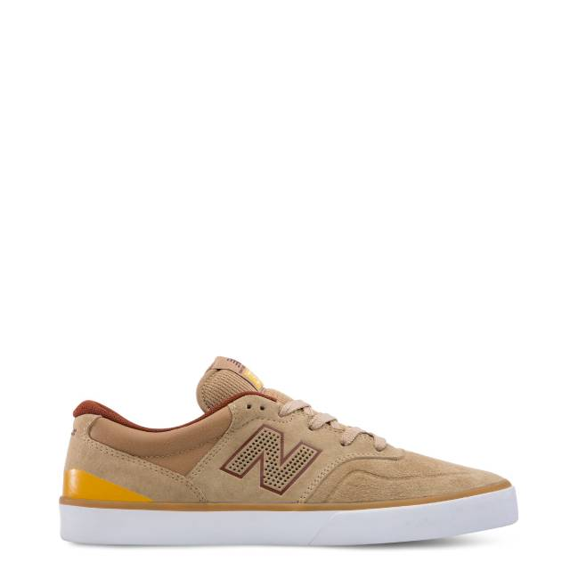 New Balance Numeric 358 Tan/White
