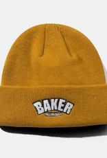 Baker Skateboards Arch Camel Cuff Beanie
