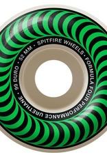 Spitfire Wheels Spitfire F4 99d Classic Green 52mm