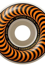 Spitfire Wheels Spitfire F4 101d Classic Orange 53mm
