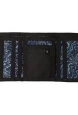 RVCA RVCA Print Trifold Wallet Blue