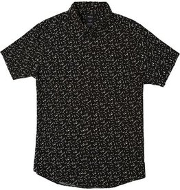 RVCA Pins And Needles S/S Black