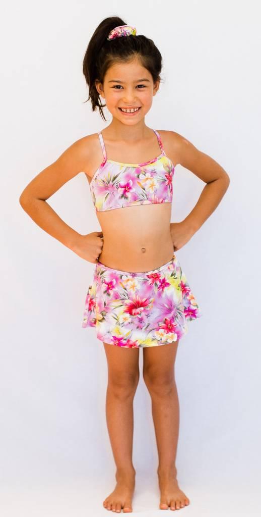 Pualani Keiki Sport Top and Skirt