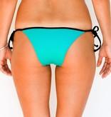 Pualani Single Tie Side Seagreen Tri Color