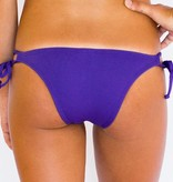 Pualani Skimpy Double Tie Purple Solid