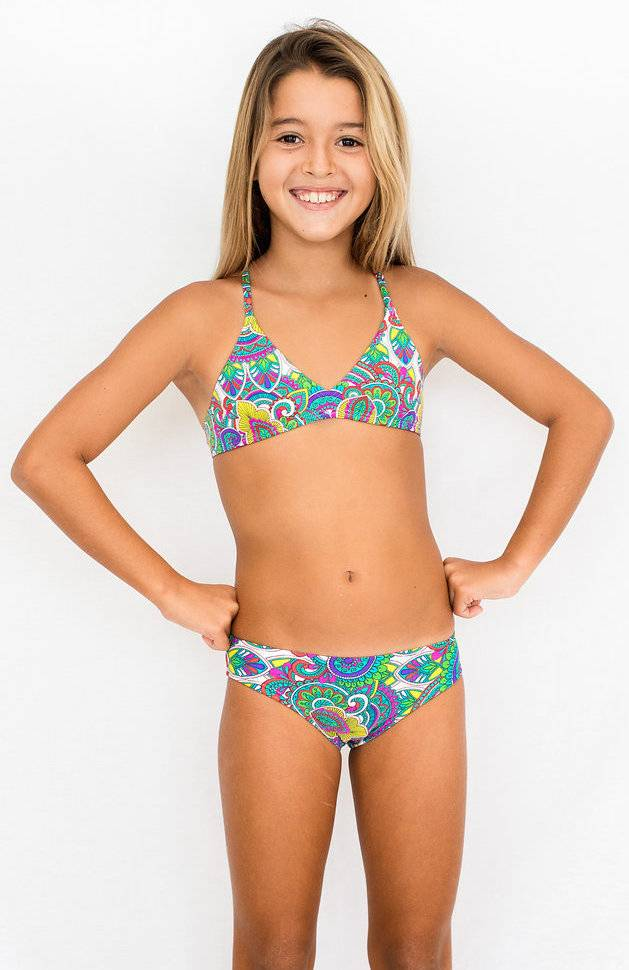 Pualani Mini Mermaid Scrunch Fantasea