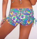 Pualani Mini Mermaid Drawstring Short Fantasea