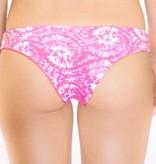 Pualani Reversible Rio Pink Tie Dye