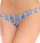 Pualani Reversible Skimpy Brazil Midnight Blue