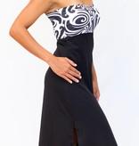 Pualani Tube Dress Moorea