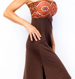 Pualani Tube Dress Sahara