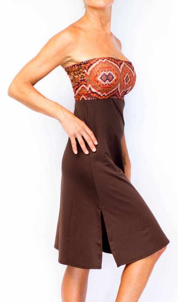 Pualani Tube Dress Sahara
