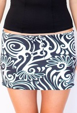 Pualani Short Drawstring Skirt Moorea